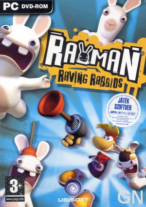 [mediafire] - Rayman Raving Rabbids _ PC