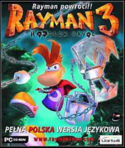 Matmy Rayman Uczy