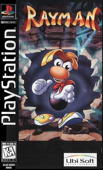 darkness. Rayman will have to find and save all the toons and then