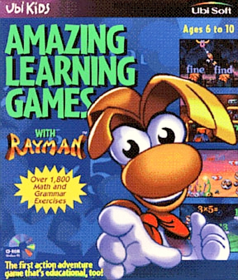 Rayman - Play Free Online Games