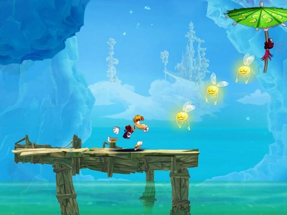 Rayman-Fanpage. Handy Spiele - Phones Games