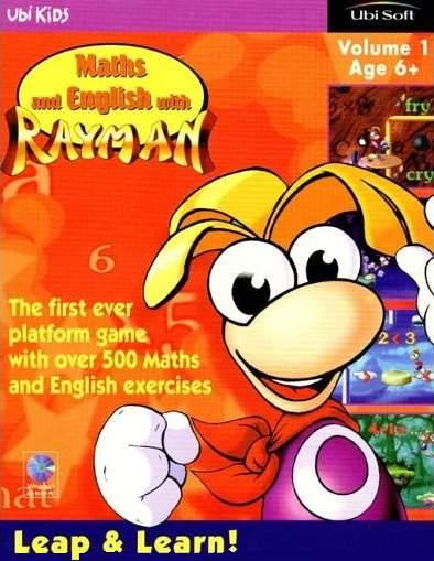 Rayman Fanpage Rayman Learning Games Uk