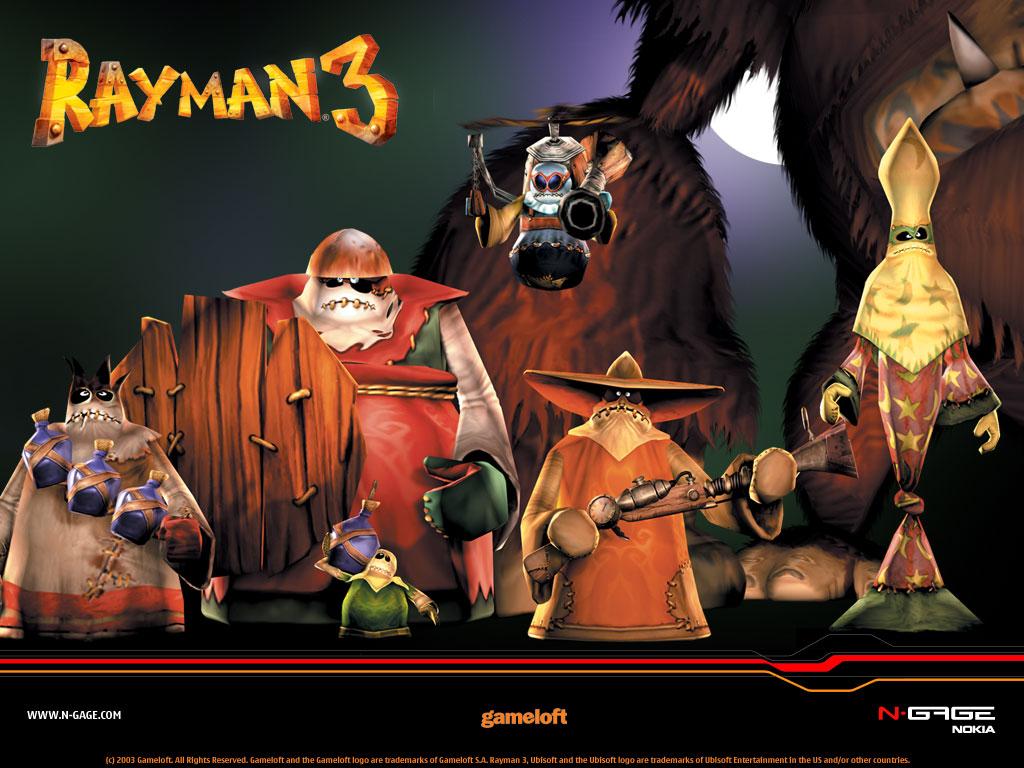 raymanfanpage rayman 3 grafikgoodies