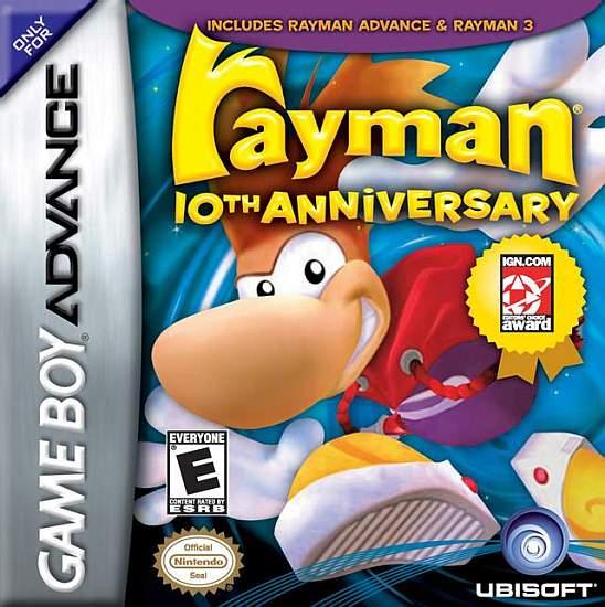 Rayman Advance + Rayman 3)