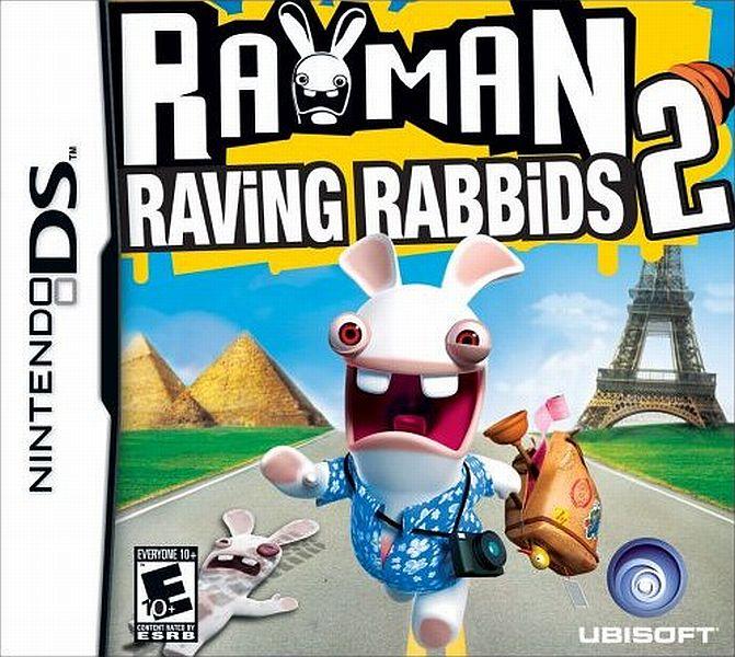 Rayman Raving Rabbids 2  (Espanol) (Juegos 2014)