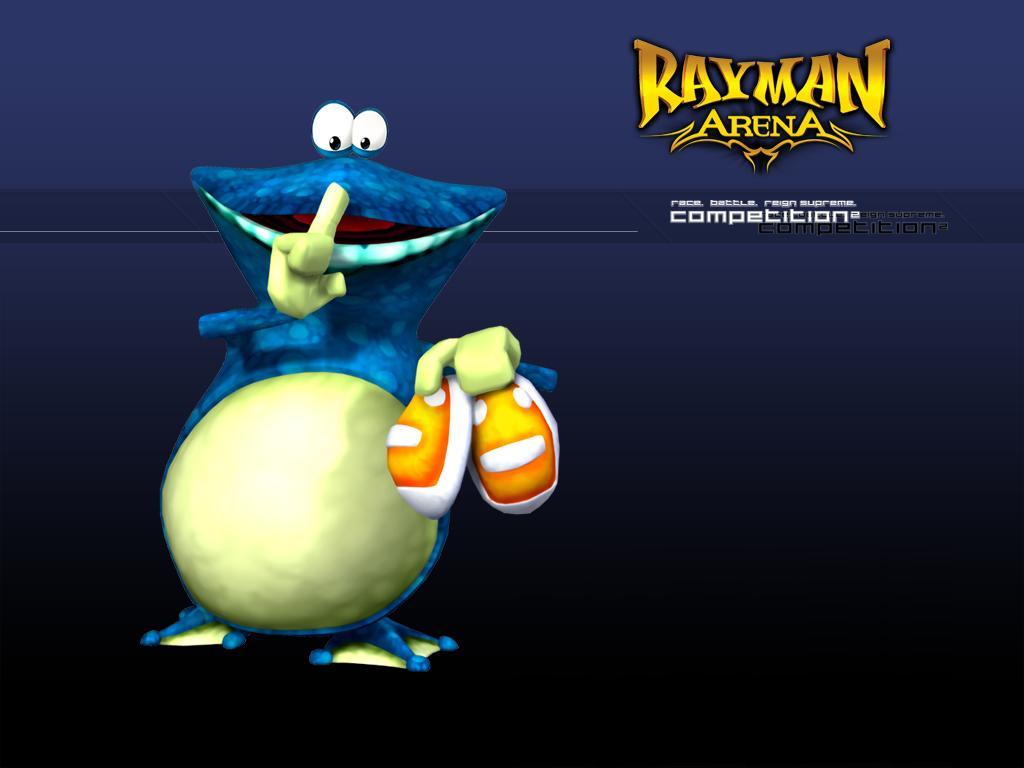 Rayman M - Wallpaper 1 - 1024 x768