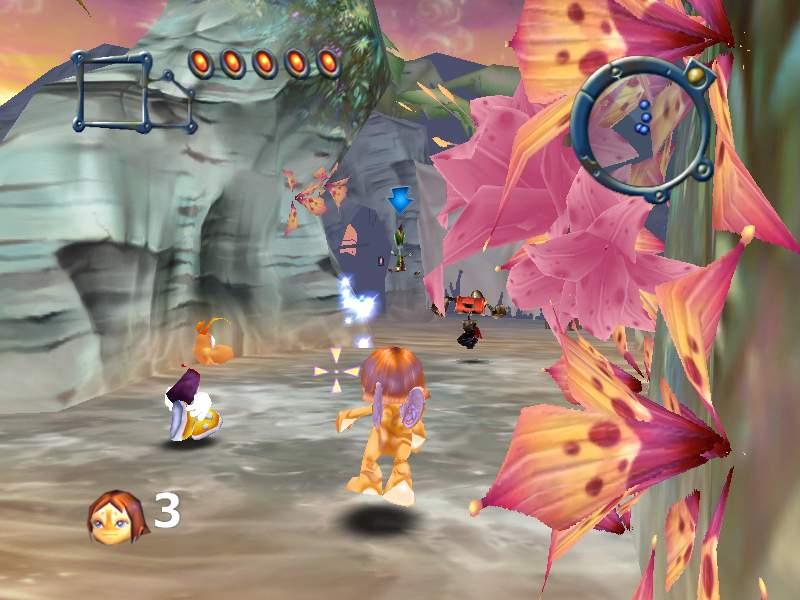 rayman arena graphic screenshots ps2 rayman arena graphic screenshots