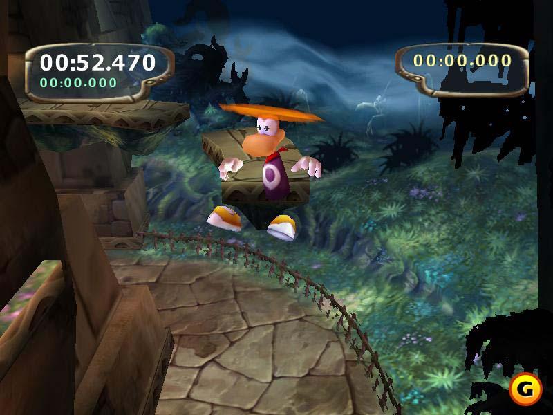 Rayman Arena :: Graphic - Screenshots - PS2